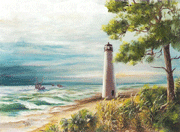 Little St George Light, Florida